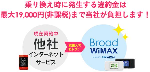 Broad WiMAX(ブロードワイマックス)
