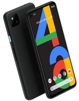 Google Pixel 4aのレビュー