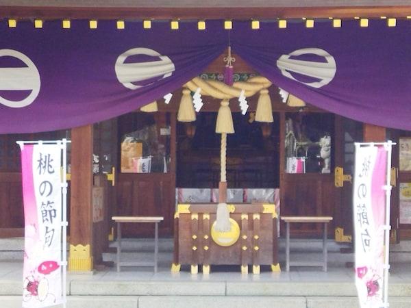 Redmi 9Tのカメラのズーム(神社)